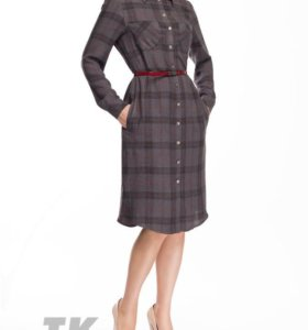Платье -рубашка Том Клайм