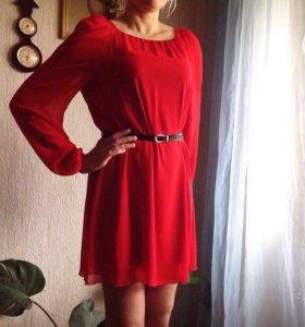 ❤️Новое шифоновое платье. ❤️