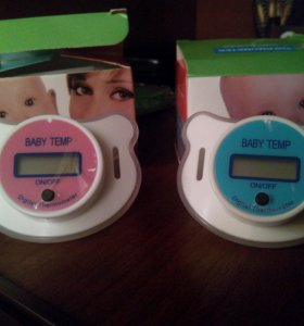 Соска-термометр (новые)