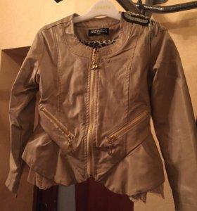 Куртка лето-весна