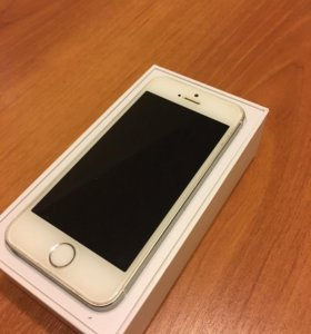 Apple iphone 5s Silver 64 Gb