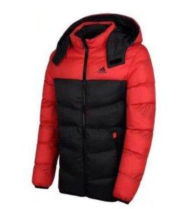 Осенняя спортивная куртка Adidas