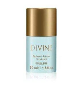 Парфюмированный дезодорант DIVINE ( ORIFLAME )