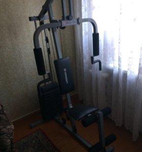 Тренажер силовой Raizer Gym1 IRHGO1H1