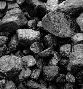 Уголь каменный в мешках 25 мешков