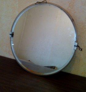 Зеркало круглая