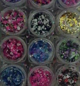 Материалы для дизайна ногтей.камифубуки
