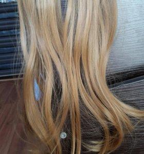 Новые пряди волос