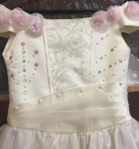 Новогоднее платье для девочек