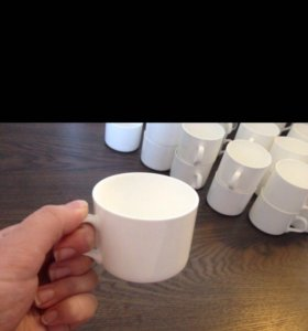 Кофейные-чайные кружки. Чашки
