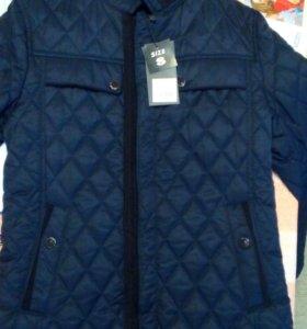 Куртка мужская подрастковаяновая новая