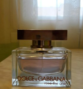 Dolce Gabbana Rose The One 50 мл