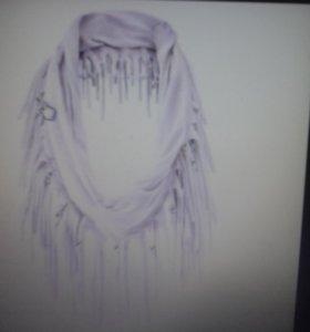 шарф новый