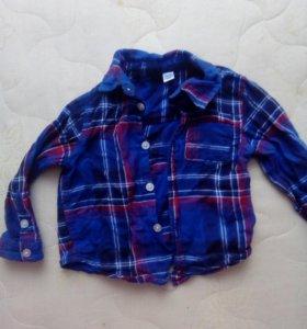 Рубашка на 0,6-1,6
