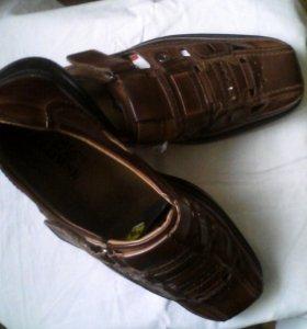 Туфли- сандали 43 разм