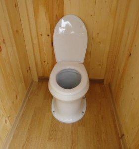 """Новый унитаз """"Дачный"""" для уличных туалетов"""
