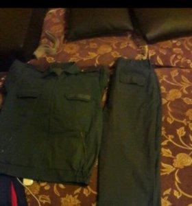 Офисная армейская одежда