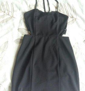 Новое платье в бельевом стиле р.42