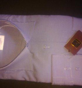 новая рубашка Livanso 48-50