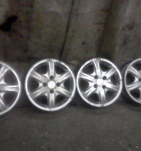 Литые диски R14 4*100