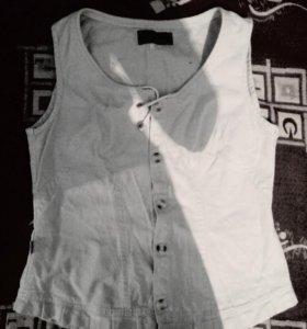Мини блузка женская
