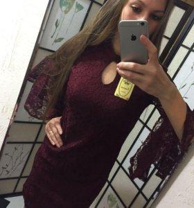 Новое платье гипюр💞