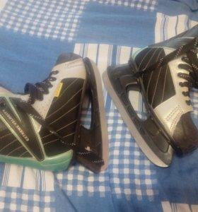 Продам хокейные коньки