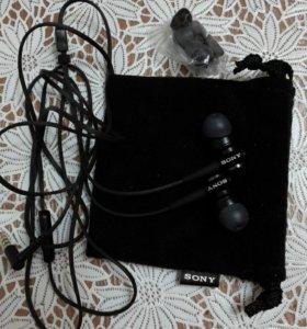 Наушники вакуумные SONY MDR-XB50