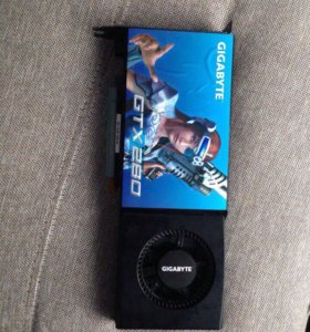 Видеокарта GeForce Gigabyte gtx 280