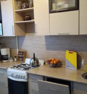 Кухонный гарнитур б/у+плита