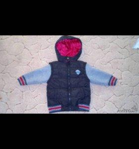 Продам курточку привезена из Германии