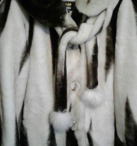 Шубка искусственный мех