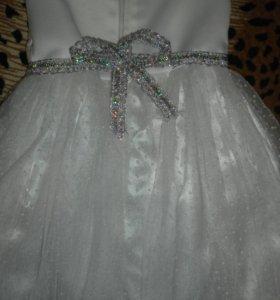 Платье на девочку (от 2-5 лет)
