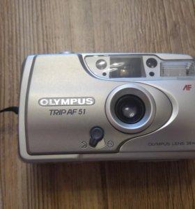 Фотоаппарат пленочный Olympus Trip AF 51