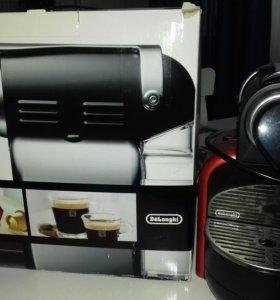 Кофемашина капсульная Delonghi