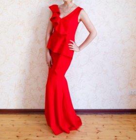Потрясающее платье на Новый Год
