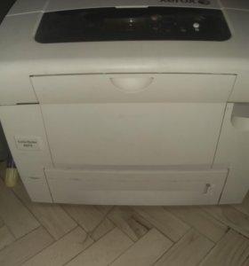 Цветной принтер XEROX COLORQUBE 8870