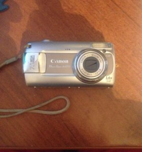 Фотоаппарат canona470