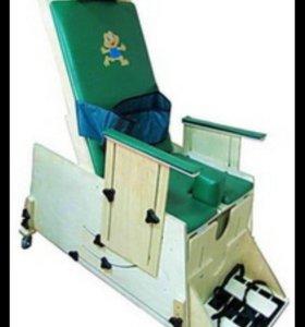 Опора для сиденья +столик ортопедич  детское