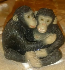 Статуэтка.фигурка обезьянки