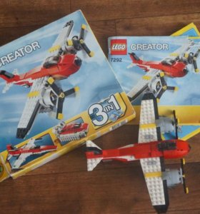 Lego 7292