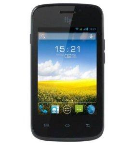 Смартфон Fly Era nano 2+ IQ239+ Black б/у