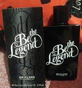 """Мужская туалетная вода """"Be the Legend"""""""