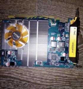Видеокарта ZOTAC GT 240 (128 бит, 1024 мб)