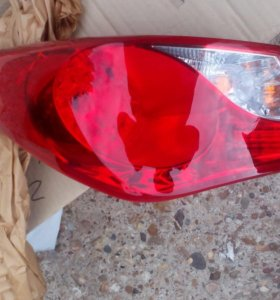 Задний левый фонарь от Hyundai Sonata