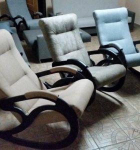 Кресла кочалки