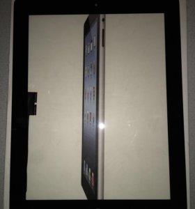 Тачскрин iPad 3/4 (сенсорное стекло)