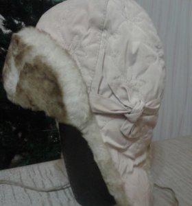 Шапка. Овчина натуральная