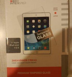 Защитное стекло на iPad mini 1,2,3