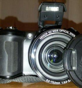 Фотоаппарат цифровой Nicon coolpix l 110